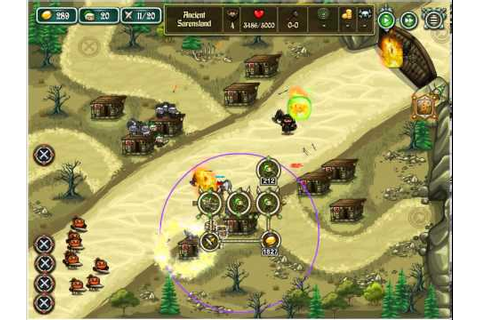 Online Strategy Game Incursion from Armor Games level 12 ...