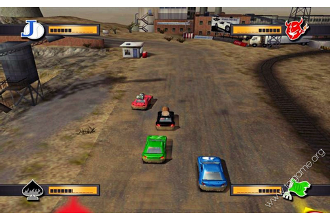 Mashed: Drive to survive - Download Free Full Games ...