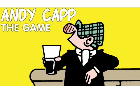 RetroKork - Andy Capp: The Game - YouTube