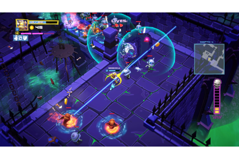 Super Dungeon Bros - PS4 Review - PlayStation Country
