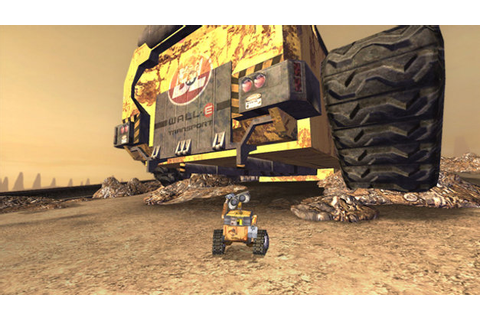 WALL-E Game | PS3 - PlayStation