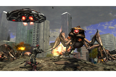 Earth Defense Force: Insect Armageddon Review (PS3/X360 ...