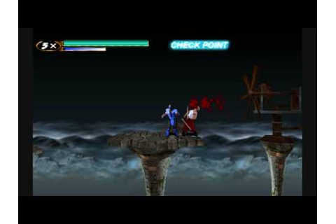 Mortal Kombat Mythologies Sub-Zero Level 2 - YouTube