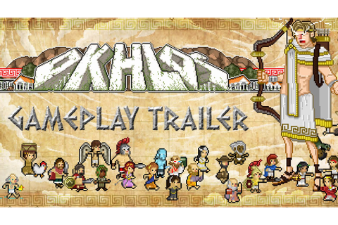Okhlos - Gameplay Trailer - YouTube