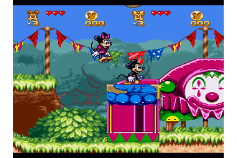 Mickey Mouse - Minnie's Magical Adventure 2 Download Game ...