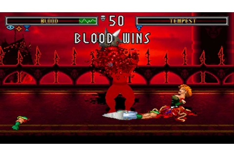 Arcade: BloodStorm: Blood Longplay - YouTube