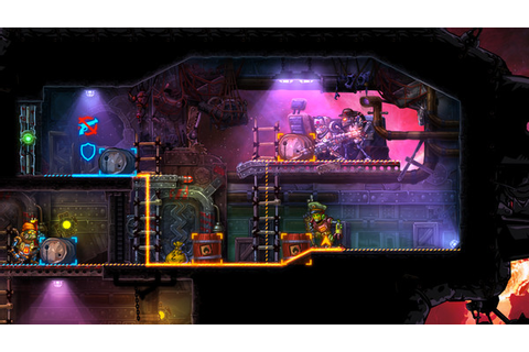 SteamWorld Heist: Ultimate Edition coming to Switch on ...