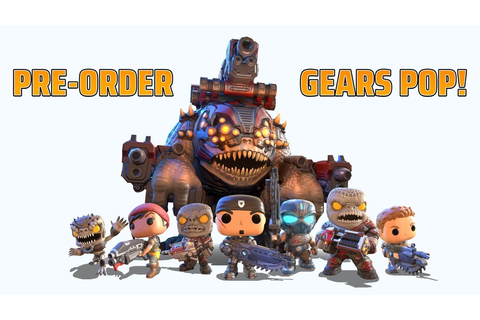 Microsoft's 'Gears Pop!' Finally Has a Release Date with ...