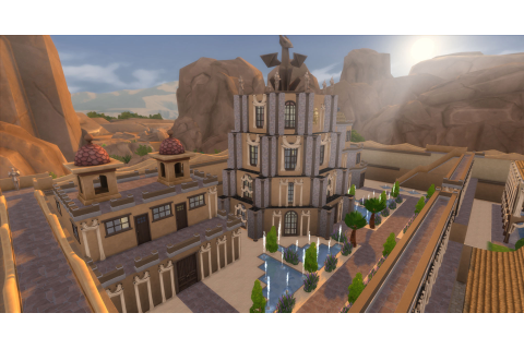 Mod The Sims - Game of Thrones - Qarth City (Inspired)
