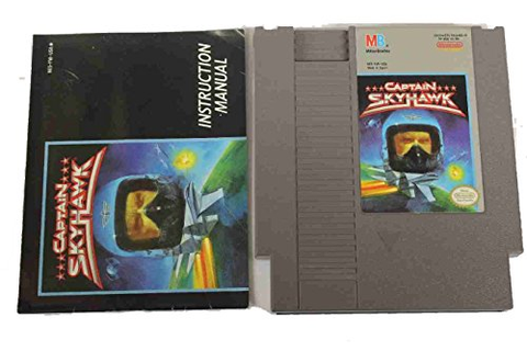 NINTENDO NES GAME: CAPTAIN SKYHAWK | New NES Classic ...