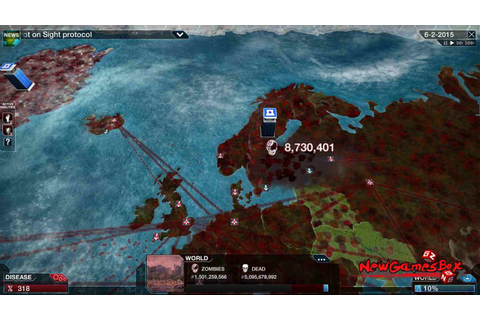 Plague Inc: Evolved Shadow Plague PC Game Free Download ...