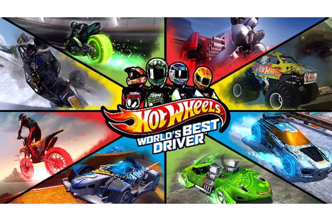Hot Wheels Worlds Best Driver PC Game ~ Download Softwares ...