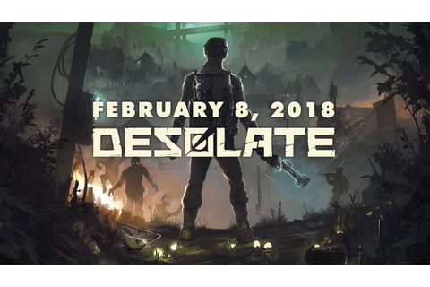 DESOLATE on Steam