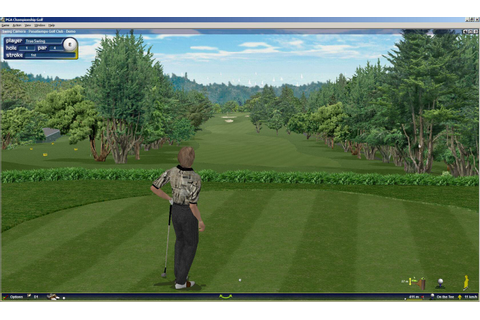 Download PGA Championship Golf 2000 (Windows) - My Abandonware