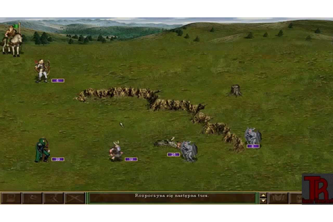 Heroes of Might & Magic III: The Shadow of Death gameplay ...