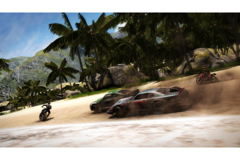 MotorStorm Pacific Rift - Essentials PS3 | Zavvi