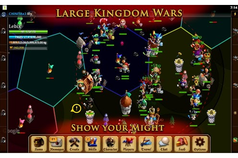 Parallel Kingdom MMO » Android Games 365 - Free Android ...