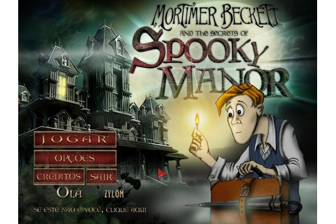 Portable Mortimer Beckett and the Secrets of Spooky Manor ...
