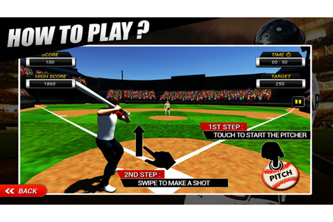 Homerun Baseball 3D APK Download - Free Sports GAME for ...