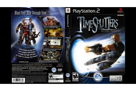 TimeSplitters Future Perfect PS2 Online XLink Kai (12.02 ...