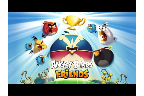 Angry Birds Friends – Play Angry Birds Tournaments with ...
