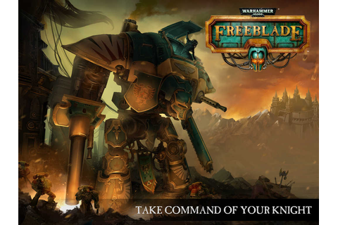 Fight with 3D Touch in Warhammer 40,000: Freeblade, out ...