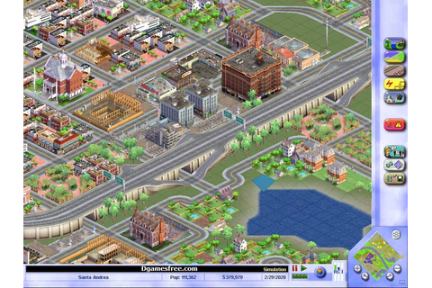 Download SimCity 3000 PC Game Full Gratis | Miheng: Info ...
