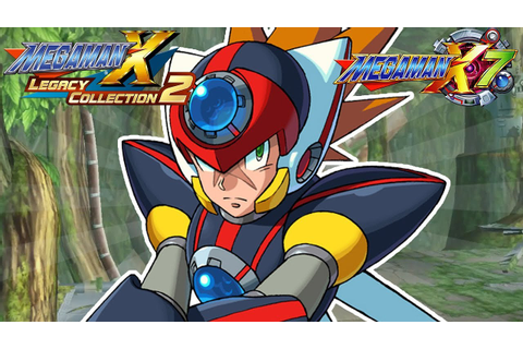 Mega Man X Legacy Collection 1 + 2: Mega Man X7 FULL GAME ...