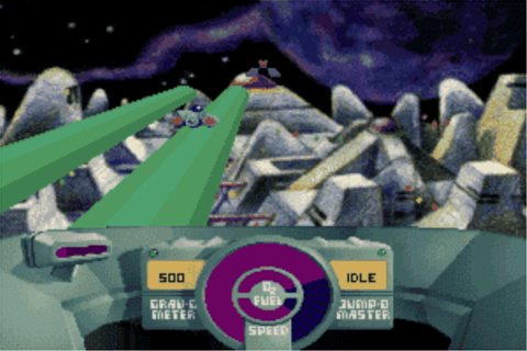 Download SkyRoads: Xmas Special - My Abandonware