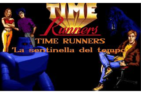 Time Runners 10 Download (1994 Arcade action Game)