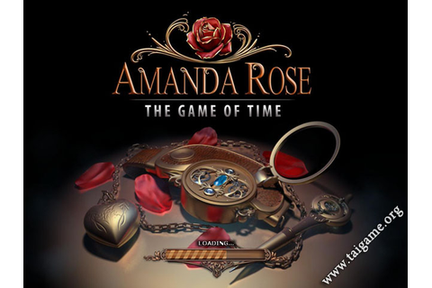 Amanda Rose: The Game of Time - Download Free Full Games ...