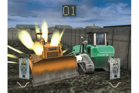 BCV: Battle Construction Vehicles on PS3 | Official ...