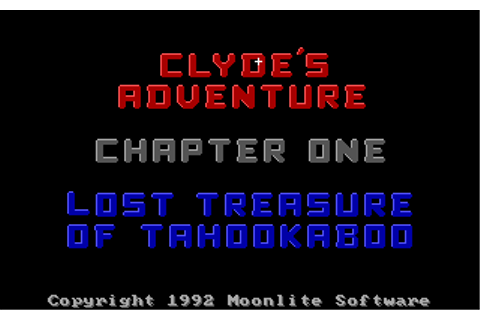 Download Clyde's Adventure - My Abandonware