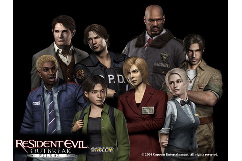Capcom, it's time for a new Resident Evil: Outbreak game ...