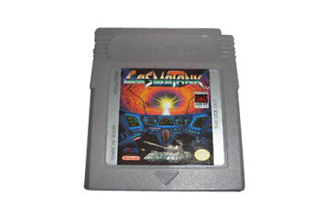 COSMOTANK COSMO TANK NINTENDO ORIGINAL GAME BOY GAMEBOY ...