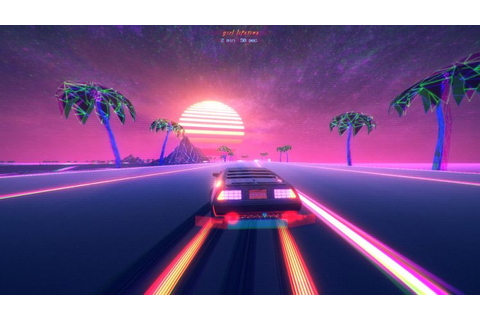 1980s, Vibes, Retro style, Outdrive, Video games ...