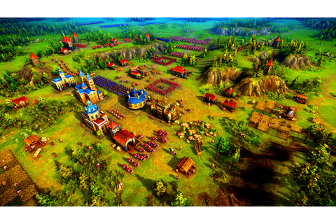 Cossacks 3 Free Download - Ocean Of Games