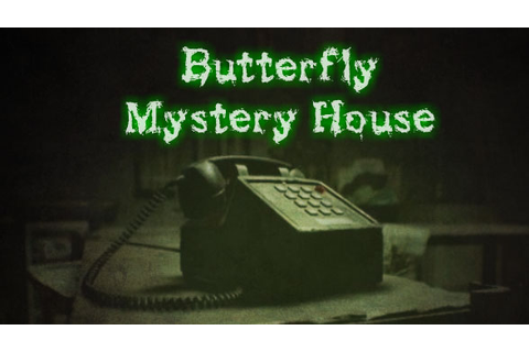 Butterfly Mystery House - Free Room Escape Games
