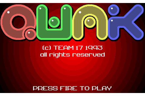 Download Qwak (Amiga) - My Abandonware