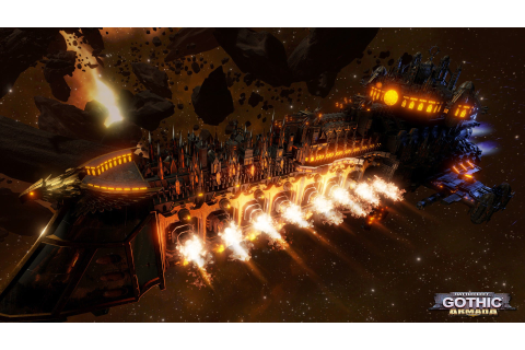 Battlefleet Gothic: Armada Screenshots, Pictures ...
