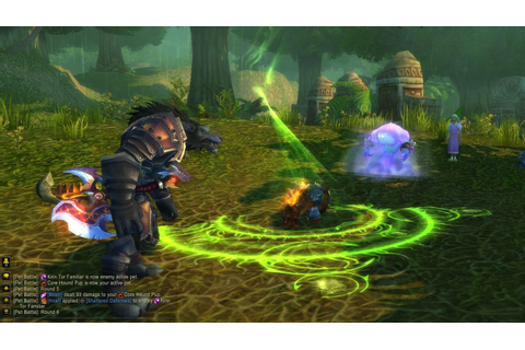 Game World: World of Warcraft: Mists of Pandaria