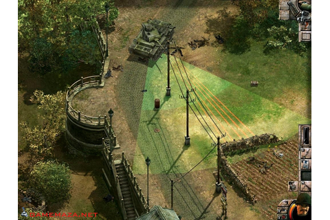 Commandos 2 Men of Courage Free Download - Game Maza