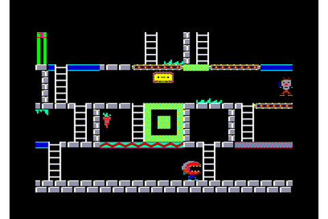 Trollie wallie by Players on Amstrad CPC (1986)