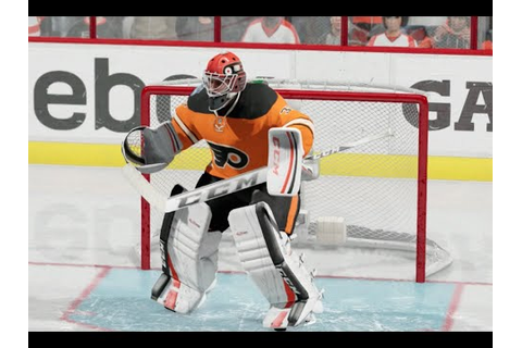 NHL 15 Gameplay (Xbox One): Capitals vs Flyers (Full Game ...