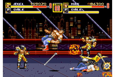 Streets of Rage 2 « Muse Games News and 3D Games Blog