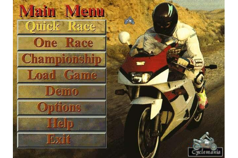 Cyclemania Download (1994 Sports Game)