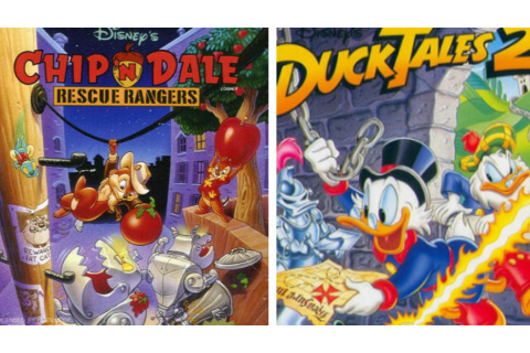 Ranking The Disney Afternoon Collection's Games from Best ...