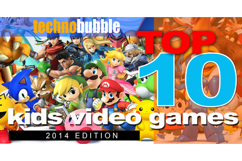 Kids at play: Top 10 children's video games of 2014