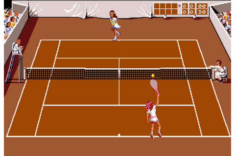 Great Courts 2 (1990) by Blue Byte Amiga game