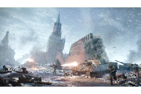 World War 3 is a Battlefield-style modern-day shooter ...